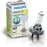 Philips LongerLife EcoVision H7 12V 55W  12972LLECOC1