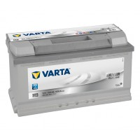 VARTA Silver Dynamic 12V 100Ah 830A, 6004020833162