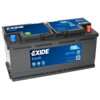 Excell Excell 12V 110Ah 850A, EB1100