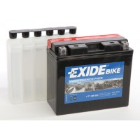 Exide Bike AGM - Maintenance Free 12V 10Ah 160A, YT12B-BS