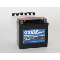 Exide Bike AGM - Maintenance Free 12V 12Ah 200A, YTX14-BS