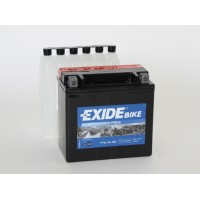 Exide Bike AGM - Maintenance Free 12V 12Ah 200A, YTX14L-BS