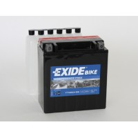 Exide Bike AGM - Maintenance Free 12V 18Ah 230A, YTX20CH-BS
