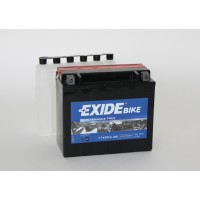 Exide Bike AGM - Maintenance Free 12V 18Ah 270A, YTX20HL-BS