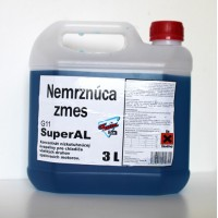 Twin car Nemrznúca zmes G11 SuperAL 3 L
