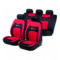 Autopoťahy Walser RS Racing červeno-čierne