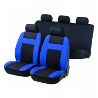 Autopoťahy Walser Cruise modro-čierne
