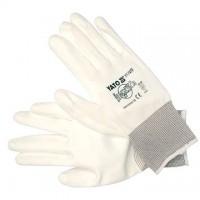 YATO Pracovní rukavice nylon/PU YT-7470