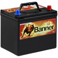 Banner Power Bull 12V 45Ah 360A, P45 24
