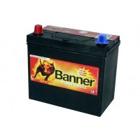 Banner Power Bull 12V 45Ah 360A, P45 23