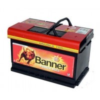Banner Power Bull 12V 74Ah 680A P74 12