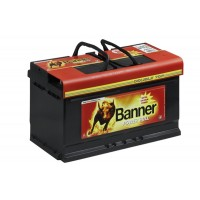 Banner Power Bull 12V 80Ah 700A, P80 14