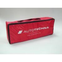 Autotechna Sada povinnej výbavy - výstražný trojuholník, lekárnička, autolano 2t, vesta